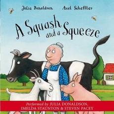 A Squash and a Squeeze (CD / Album)