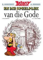 Asterix en die speelplek van die Gode : Boek 17