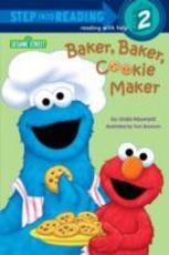 Baker, Baker, Cookie Maker (Sesame Street) (eBook)