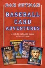 Baseball Card Adventures: 4-Book Grand Slam Collection (eBook)