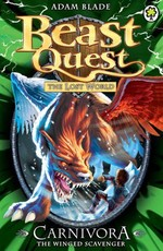 Beast Quest: 42: Carnivora the Winged Scavenger