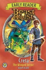 Beast Quest: Early Reader Creta the Winged Terror