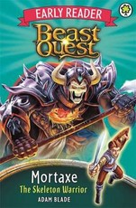 Beast Quest: Mortaxe the Skeleton Warrior