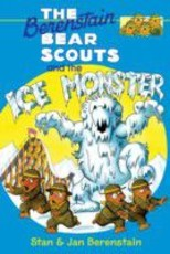 Berenstain Bears Chapter Book: The Ice Monster (eBook)
