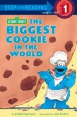 Biggest Cookie in the World (Sesame Street) (eBook)