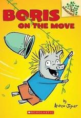 Boris on the Move: A Branches Book (Boris #1)