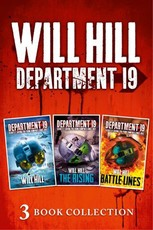 Department 19 - 3 Book Collection (Department 19, The Rising, Battle Lines) (Department 19) (eBook)