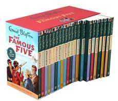 Famous Five BKS 1-21 PACK