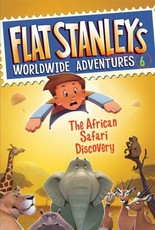 Flat Stanley's Worldwide Adventures #6: The African Safari Discovery (eBook)