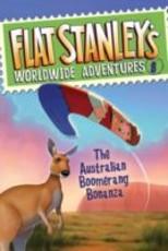 Flat Stanley's Worldwide Adventures #8: The Australian Boomerang Bonanza (eBook)