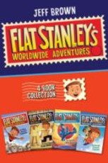 Flat Stanley's Worldwide Adventures 4-Book Collection (eBook)