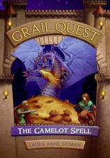 Grail Quest #1: The Camelot Spell (eBook)