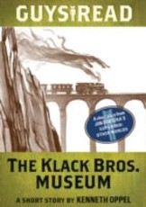 Guys Read: The Klack Bros. Museum (eBook)