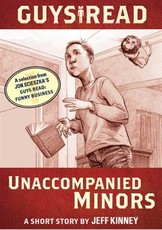 Guys Read: Unaccompanied Minors (eBook)