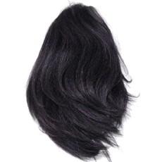 Freetress L Part Lace Front Wig JANNIE - Purple Black