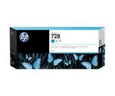 Genuine HP 728 300ml Cyan DesignJet Ink Cartridge (F9K17A)