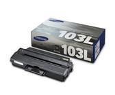 Genuine Samsung MLT-D103L High Capacity Black Laser Toner Cartridge (SU725A)