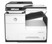 HP PageWide Pro 477dw Colour Multifunction Printer in White