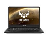 ASUS - TUF Gaming FX705DT-AU195T AMD Ryzen7-3750H 16GB RAM 512GB SSD NVIDIA GF GTX 1650 4GB Win 10 Home 17.3 inch Notebook