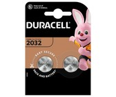 Duracell 2032 Speciality 3V Lithium Coin Batteries - 2 Pack