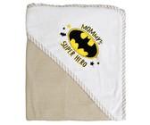 Batman - Hooded Towel - Grey