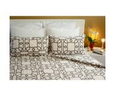 Lush Living - Manhattan Duvet Comforter Set
