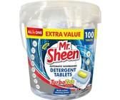 Shield - Mr Sheen Automatic Dishwasher Detergent Tablets