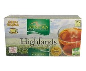 African Infusions Organic Black Tea - Pack of 25's