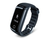 Samsung Fit Fitness Tracker Band - Silver with Grey