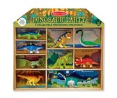 Melissa & Doug Wild Animals - 10 Collectible Animals