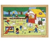 Educo Netherlands Puzzle Farm Visit 24 Pieces 40cm x 28cm