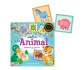 eeBoo Preschool Memory Game - Animals
