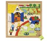 Educo Netherlands Puzzle Children's Farm 64 Pieces 40cm x 40cm