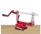 Cast Steel Apple Slicing Coring And Peeling Machine