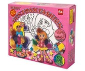 12 Colouring Pencils Set of 3