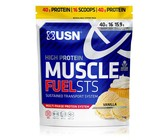 USN Muscle Fuel Sts 1Kg Vanilla High Protein