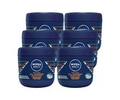 NIVEA Men All Seasons Body Cream - 6 x 400ml