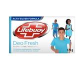 Lifebuoy Soap Deofresh Blue - 6 x 175g