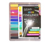 I Love my Journals - Mont Marte Journaling Mini Fineliners - Set of 12