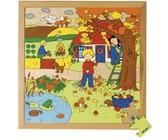 Educo Netherlands Puzzle - Autumn 36 Pieces 40cm x 40cm