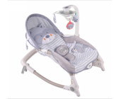 Newborn to Toddler Rocker Baby Bouncer Swing Multifunctional with Music