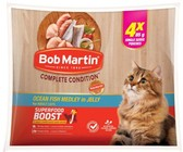Bob Martin - Complete Condition Wet Cat Food Pouches