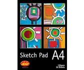 Bulk Pack 5x Art+Craft Sketch Pad+Paint Set