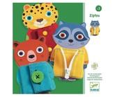 Djeco Ziptou - Ziipping Animal Boards