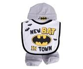 Baby Boy Tracksuit-Black and Grey-Afrikaans-Stadsjapie