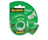 3M Scotch Magic Tape Dispensed - 12,5mm x 20.3m