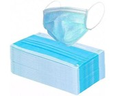 Disposable 3 Layer Ply Non Surgical Mask (4 000 Pcs)