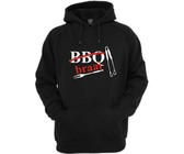Bbq Braai - Black Hoodie