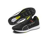 Puma Men's Speed Ignite Netfit 2 Road Running Shoes - Green/White