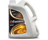 G-Energy F Synth 5W-40 Synthetic Engine Oil - 5L
